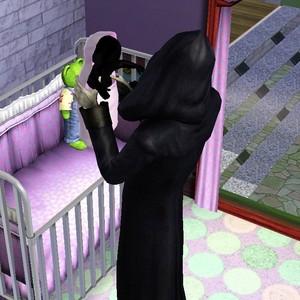 Grim Reaper Baby