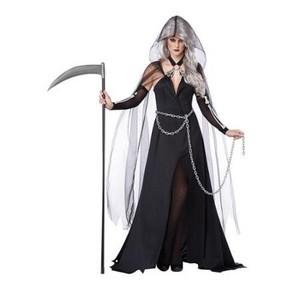 Grim Reaper Dia das bruxas costume