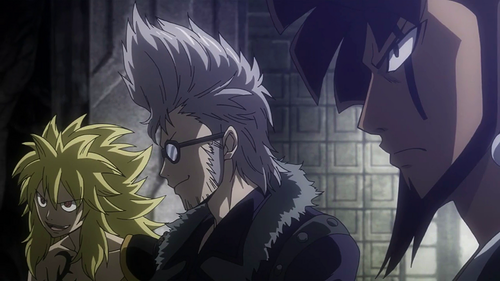 FAIRY TAIL(フェアリーテイル) 壁紙 possibly with a sign called Grimoire Heart's Members Return ?