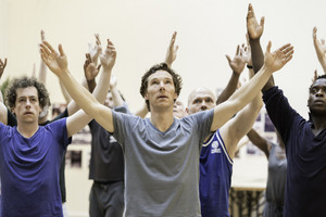 Hamlet Rehearsals