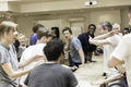 Hamlet Rehearsals - benedict-cumberbatch photo