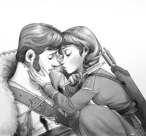 Hans and Anna Fanarts