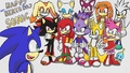 Happy 24th Birthday Sonic! - sonic-the-hedgehog fan art