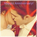 Happy Anniversary Edward and Bella  - twilight-series fan art