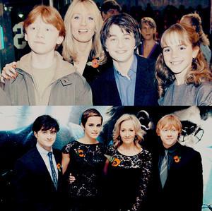 Happy Birthday 'JK Rowling' (FB.com/DanielJacobRadcliffeFanClub)