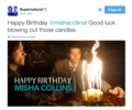 Happy Birthday Misha! - misha-collins photo