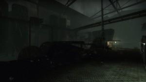 Hard Rain - Mill Escape