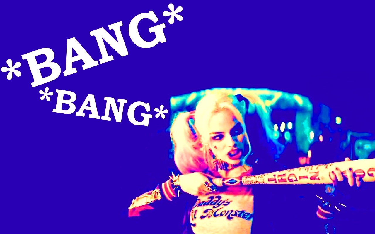 suicide squad immagini harley quinn hd wallpaper and background foto