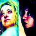 Helena and Sarah - orphan-black icon