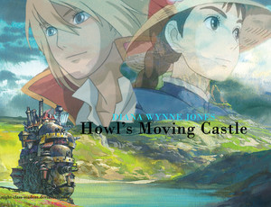 Howl's Moving château