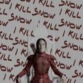 I Kill Snow - katniss-everdeen fan art