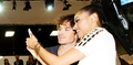 Ian and Kat Graham             - ian-somerhalder photo