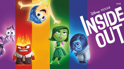 ディズニー 壁紙 possibly containing アニメ entitled Inside Out