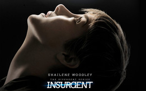 Insurgent wallpaper - Tris