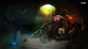 Invertebrate Monster