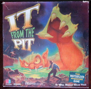 It From The Pit (1993)