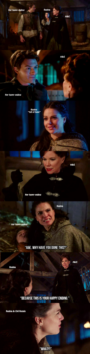 It's hard being an Evil Regal