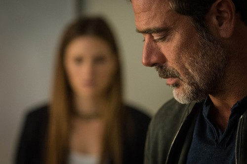 Jeffrey Dean morgan wallpaper possibly containing a portrait titled JDM in Extant