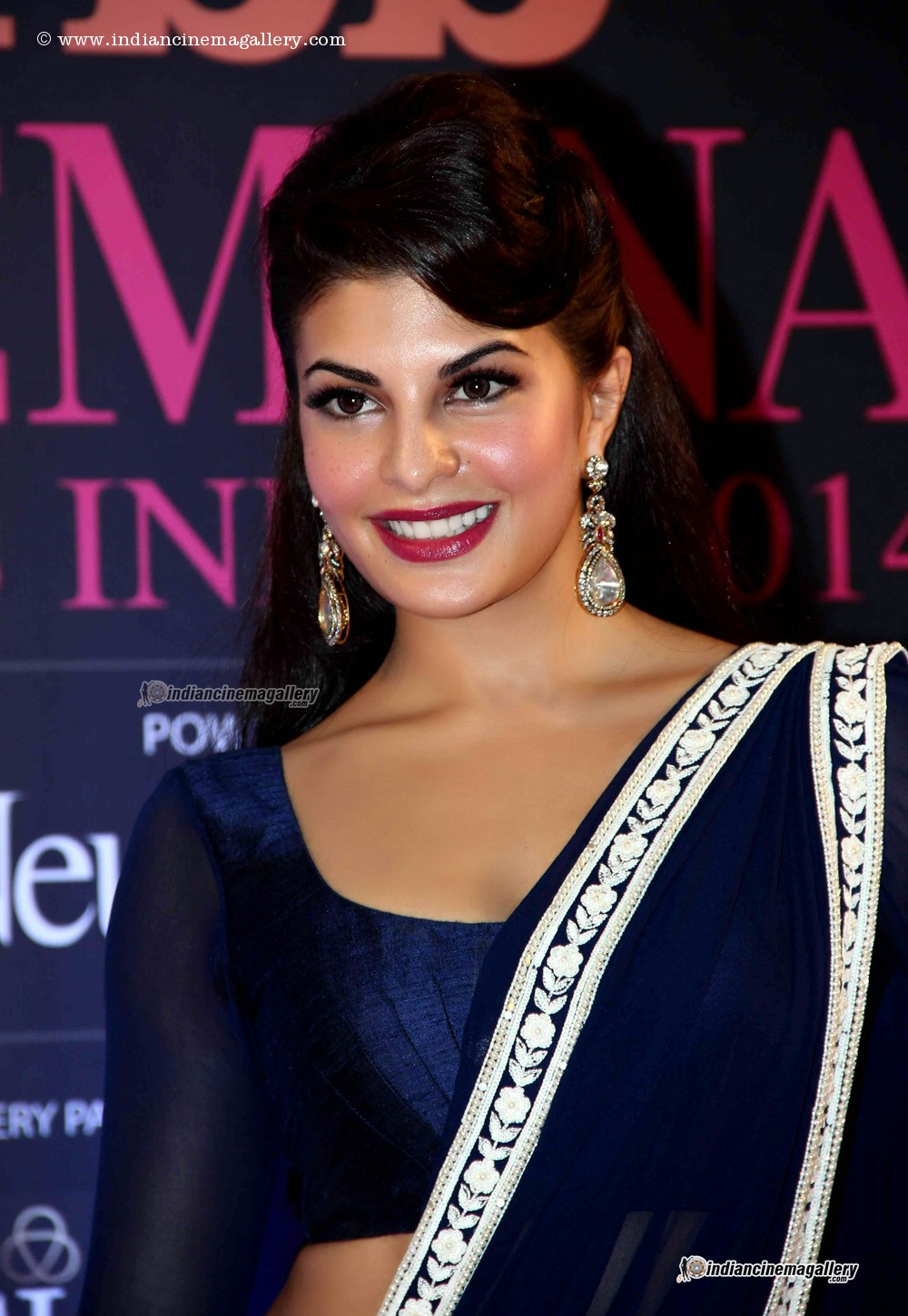 Jacqueline fernandez at Femina Miss India 2014 1 1235.JPG - Jacqueline ...