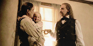 Jane, Sofia and Wild Bill