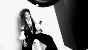 Janet Jackson No Sleep 照片 Shoot