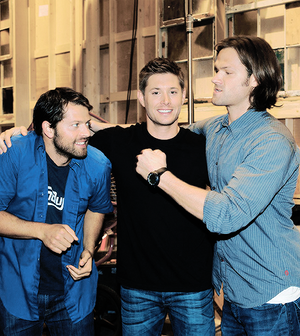 Jense, Jared and Misha