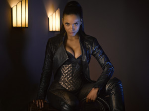 Jessica Lucas as Tabitha Galavan (Tigress) in Gotham