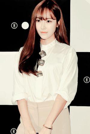 Jessica's new hairstyle