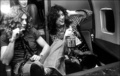 Jimmy page and Robert Plant  - led-zeppelin photo