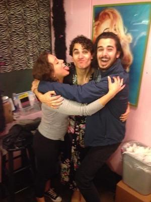 Joey, Darren