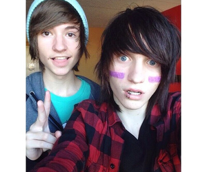 Johnnie and Kyle~