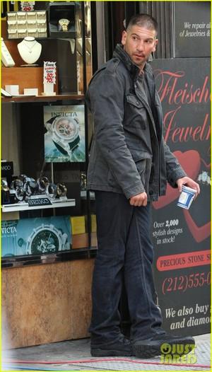 Jon Bernthal - Daredevil বাংট্যান বয়েজ
