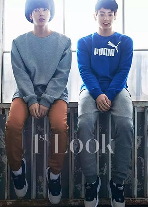 Jungkook/jin hottiesღღ