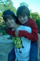 Justin Bieber and Christian Beadles - christian-beadles photo