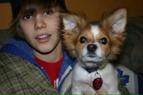 Justin Bieber sammy
