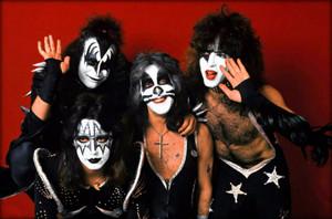 kiss ~Amsterdam, Netherlands…May 23, 1976