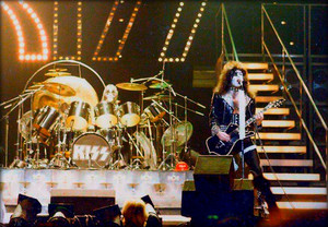 KISS ~Cleveland, Ohio…January 8 1978 (Alive II Tour)