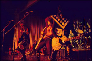 Kiss ~Grand Rapids, Michigan…October 17, 1974 (Hotter Than Hell Tour)