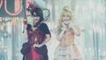 Kashiwagi Yuki and Watanabe Mayu - Halloween Night - akb48 wallpaper