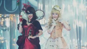 Kashiwagi Yuki and Watanabe Mayu - halloween Night