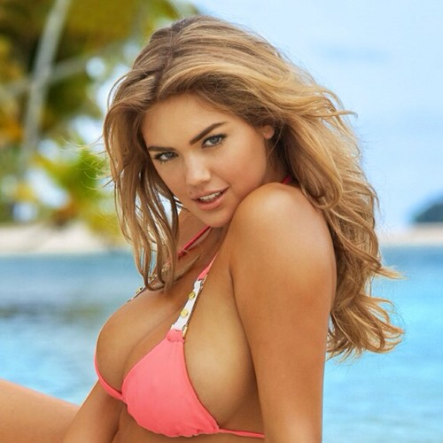 Кейт Аптон Обои containing a bikini titled Kate Upton