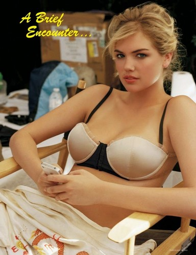 ケイト・アプトン 壁紙 containing a brassiere and an 隆起 entitled Kate Upton