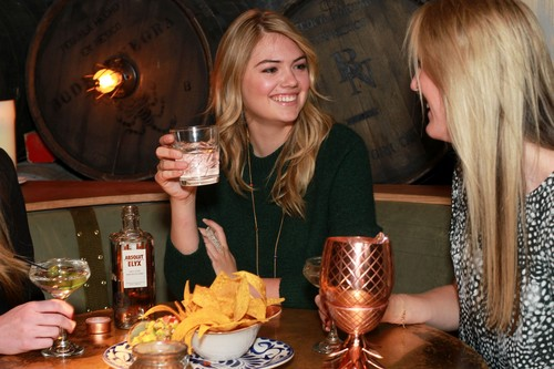 Kate Upton fond d'écran probably containing a dîner table, a wine bar, and a brasserie entitled Kate Upton