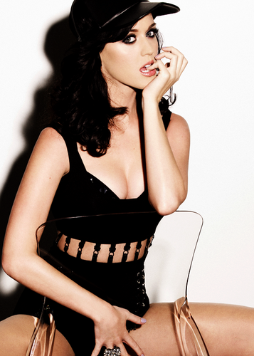 Katy Perry kertas dinding possibly with a bustier, a koktel dress, and attractiveness called Katy Photoshoot