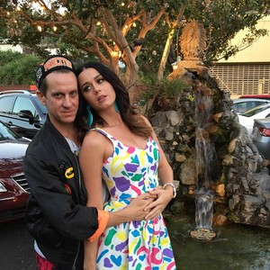 Katy and Jeremy Scott