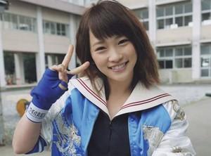 Kawaei Rina Majisuka Gakuen Bakamono