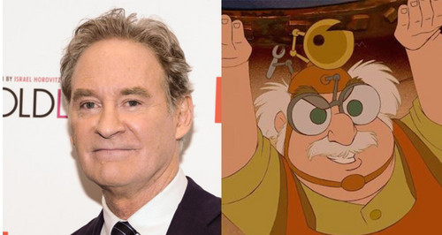 "Beauty and the Beast (2017) achtergrond probably with a business suit titled Kevin Kline ""Maurice"""