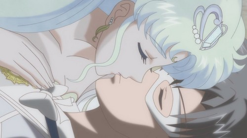 Sailor Moon Crystal - Serenity x Endymion - My Only Love - Serena ...