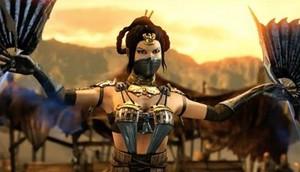 Kitana: Edenian Princess/Princess of Edenia