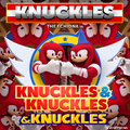 Knuckles is everywhere